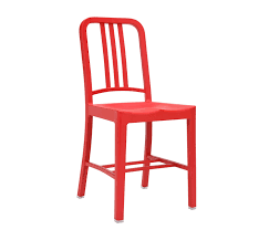 navy chair  restaurant chairs from emeco  architonic