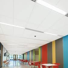 linear lighting integration armstrong