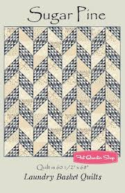 318 best Laundry Basket Quilts images on Pinterest | Laundry ... & Sugar Pine Pattern - Shop online for all your quilting supplies at… Adamdwight.com