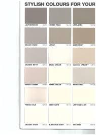 Taubmans Endure Colour Chart 2019