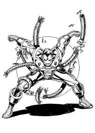 60 Disegni Di Iron Man Da Colorare Disegno