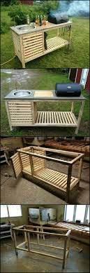 Outdoor Kitchen Countertop 17 Best Ideas About Outdoor Countertop On Pinterest Table Top