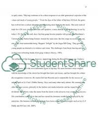 hop culture essay hip hop culture essay