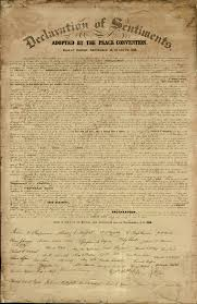 declaration of sentiments the declaration of sentiments was a  declaration of sentiments and resolutions essay examples declaration of sentiments essays the declaration of sentiments and resolutions was written on