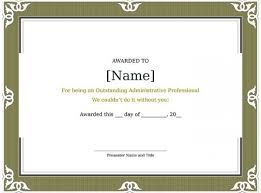 samples of certificates 82 free printable certificate template examples in pdf word