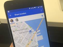 google maps will let you share your location with friends and Add Destination New Google Maps google maps will let you share your location with friends and family for a specific period of time techcrunch add destination in google maps