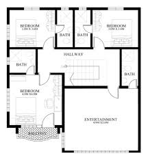 Small Picture Contemporary House Design MHD 2014011 Pinoy ePlans Modern