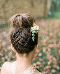 Coiffure Petite Fille Mariage Facile Awesome Les Plus Belle