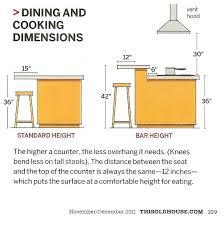 phenomenal kitchen island dimensions id kitchen island standard height table