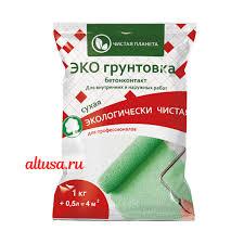 Купить <b>Эко грунтовка</b> бетоноконтакт 1 кг в Ростове-на-Дону по ...