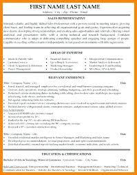 Sample Medical Resume Cover Letter Resume Sample Sales Representative Rep Samples Medical Cover Letter