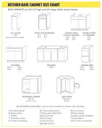 Vessel Size Chart Standard Kitchen Base Cabinet Sizes Sink Dimensions Hallow