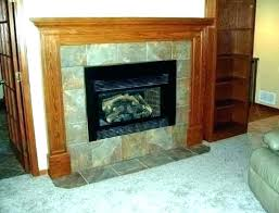 slate tiles for fireplace tile surround tiled wall paint do black how