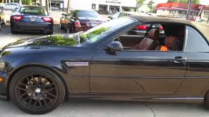 2004 BMW M3 CONVERTIBLE - YouTube