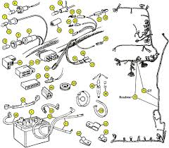 tr headlight wiring diagram schematics and wiring diagrams wedgeparts wiring diagrams triumph tr7 parts tr8 rover