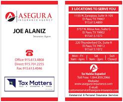 Asegura insurance services ei tegutse valdkondades auto kindlustus, õigus ja rahandus, finantsteenused. Asegura Insurance Aseguraep Twitter