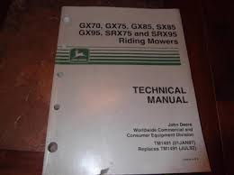 Gx75 Wiring Diagram John Deere F525 Mower