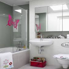 Ideas For Small Bathroom With White Throughout Small Bathroom Kids