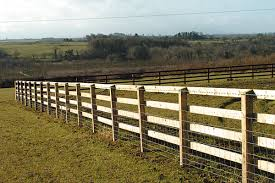 3 Rail Fence Design Rural Timber Fence Designs Thesouvlakihouse