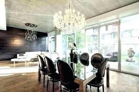 large transitional chandeliers