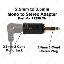 3 5mm mono jack wiring wiring diagram libraries jack to 3 5 mm mono plug as well 3 5mm audio cable wiring diagramaudio adapter has 3 5mm 3 cond male stereo plug u0026 2 5mm female 2 jack to 3