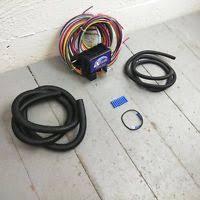1940 1966 universal cadillac wiring harness kit universal 12 12v 18 circuit 12 fuse universal wiring harness kit 1953 cadillac 1934 pontiac