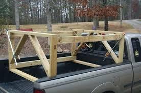 Canoe Rack For Truck Truck Bed Kayak Rack Canoe Truck Rack Diy ...