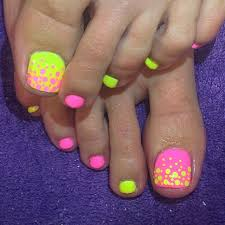 Decorative Nail Art Designs Cute Summer Toe Nail Designs 100 97