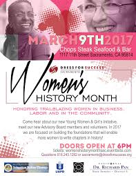 dress for success sacramento women s history month event tickets tags