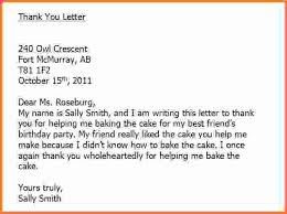 how to write a scholarship thank you letter thankyou letter