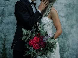 Glamorous and Edgy Wedding Inspiration - Belle The Magazine