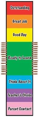 50 Best Clip Chart Ideas Images Classroom Behavior