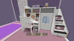 Powerpuff Girls Bedroom Minecraft My Minecraft Girls Room Youtube