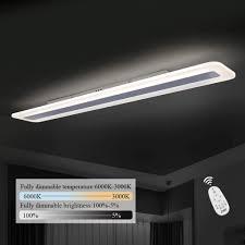 Aus welchen materialien sind lampen fürs wohnzimmer? Zmh Led Deckenleuchte Panel Dimmbar Mit Real De