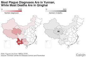 Bubonic Plague Chart Beijing Plague Patients Were Medical Transfers Further