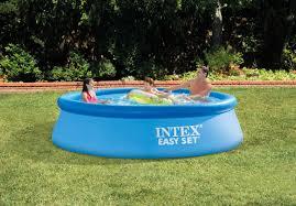 Intex Pool Gallons Chart 10ft X 30in Easy Set Pool