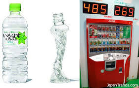 Eco Vending Machine Classy Vending Machines In Japan Go Green Adopting Ecofriendliness