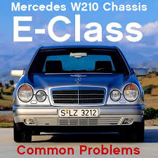 Everything beyond these areas is pretty much standard rust for mercedes cars. Mercedes Benz W210 E Class The Top 10 Most Common Problems And Issues Eeuroparts Com Blog