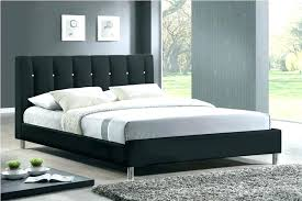 ireland queen faux leather bed black box 2 of white beds image modern headboards for b