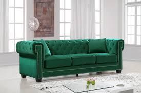 emerald green furniture. Emerald Green Velvet Sofa Furniture
