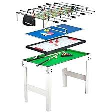 4 in 1 game table games football pool tennis and \u2013 skdas.info