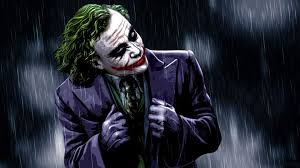 the joker supervillain