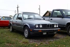 All BMW Models 1980s bmw : Curbside Classic: 1985 BMW 318i – Teutonic Respite At The Tail End ...