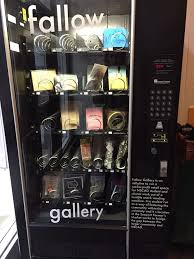 Vending Machine Supply Magnificent Super Cool Art Vending Machine Yelp
