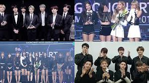 Heres The Winners Of The 8th Gaon Chart Music Awards Sbs