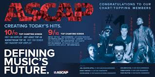 Top 40 Chart Songs 2014 Ascap Members Top Billboard Year End Charts
