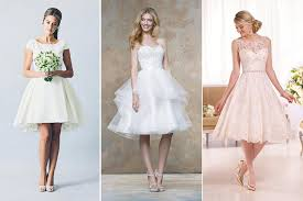 6 awesome perks of wearing a short wedding dress bridalguide