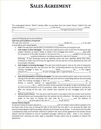 Sales Agreements Templates | Friends And Relatives Records