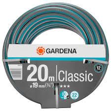 """<b>Шланг</b> садовый <b>Gardena</b> Classic <b>19 мм 3/4</b>"""" 20 м купить по цене ..."""