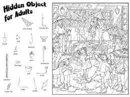 This puzzle involves mature themes that are inappropriate for younger audiences. 4 Best Printable Halloween Hidden Objects Printablee Com